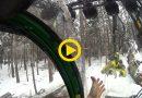 JD 1270G | Windbreakage | Headcam | On Board