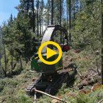 John Deere 859MH Tracked Harvester | Australia