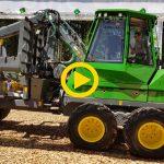 John Deere 910G | Walkaround @Euroforest France
