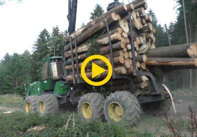John Deere 1210E | BIG Load