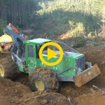 John Deere 948L Skidder | Rough Terrain